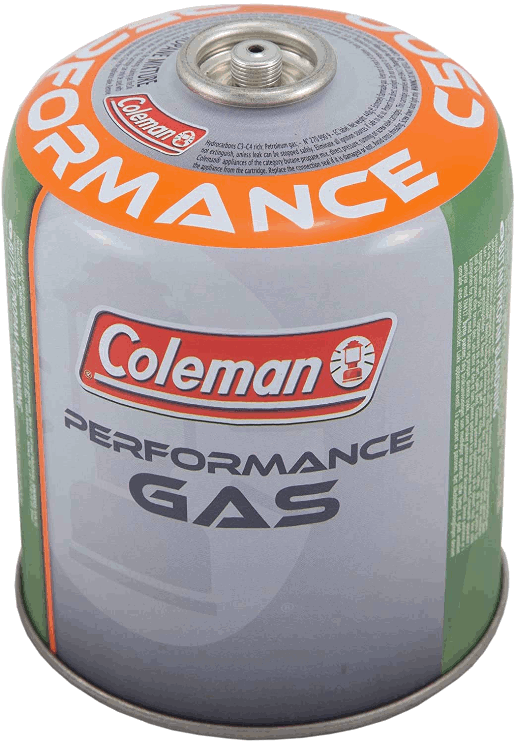 Coleman c500 screw on gas cannister